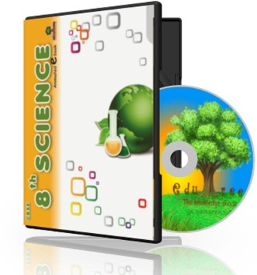 Edutree 8TH Science CBSE-NCERT Animated e Book (6-7 hrs Duration)