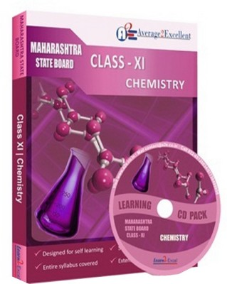 Average2excellent Class 11 Chemistry Study Package