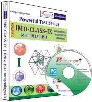 Practice Guru Powerful Test Series IMO Medium English (Class - 9)
