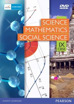 Edurite CBSE Class 9 DVD Combo (Science, Mathematics, Social Science)