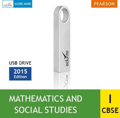 Edurite Class 1 Combo(Mathematics & Social Science) USB