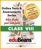 Edubeans Beans VIII Online Tests Prepara...
