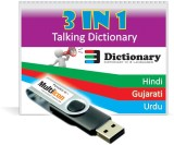 Multiicon 3 In 1 Talking Dictionary (USB...