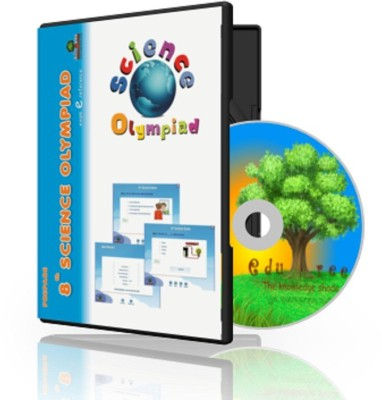 Edutree 8th Science Olympiad (In Englilsh ) Exam E Series -Interactive Tests