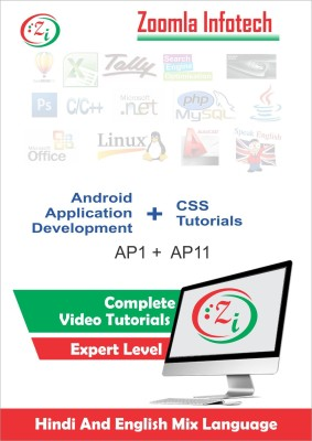 Zoomla Infotech Learn Android Apps Development and Style Sheet CSS for website Designing