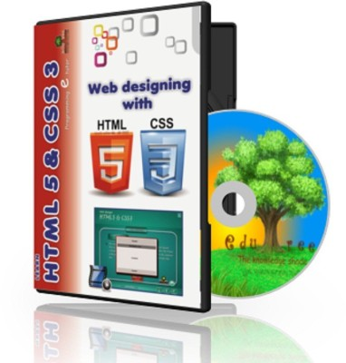 Edutree Learn HTML5 And CSS3 (In English) (3-4 Hrs Duration)