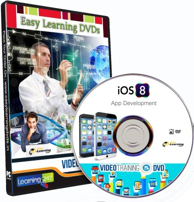 Easy Learning iOS 8 App Development Video Training Tutorial DVD