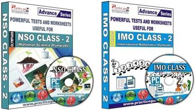 Practice Guru Class 2 - Combo Pack (IMO / NSO)
