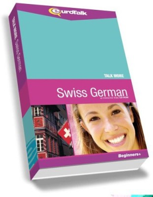 EuroTalk Talk More - Swiss German: An Interactive Video CD-ROM