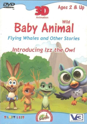 Little Learners Baby Animal Flying Whales And Other Stories
