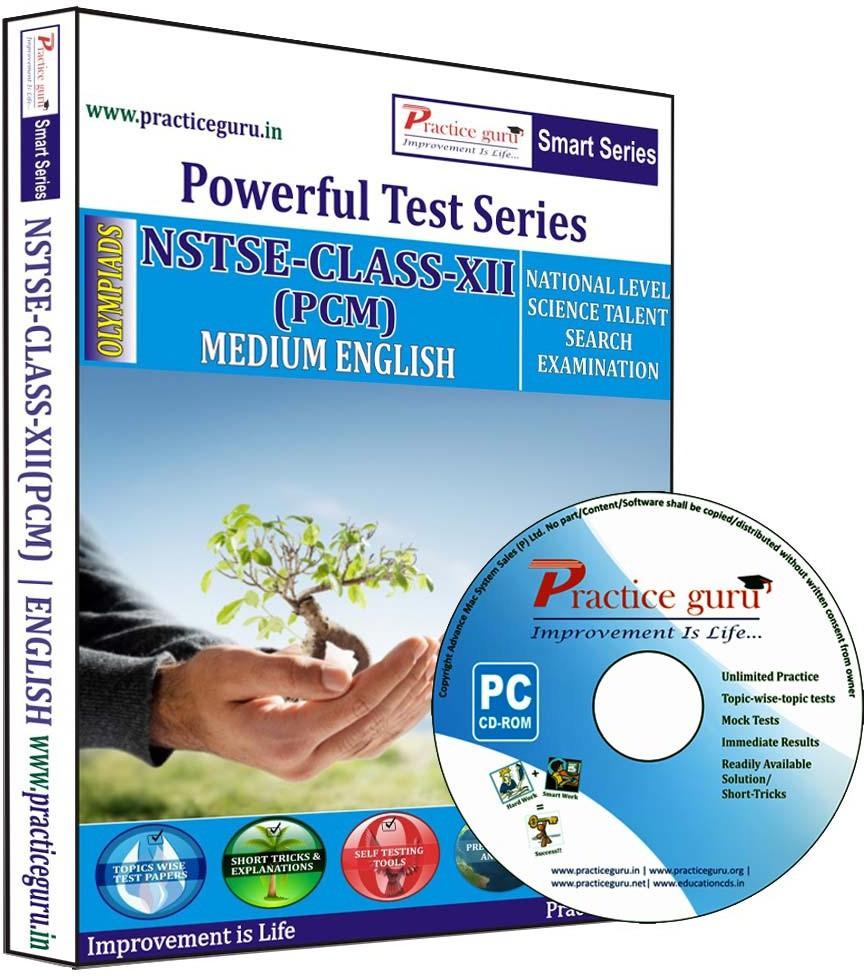 Practice Guru NSTSE Class 12 (PCM)