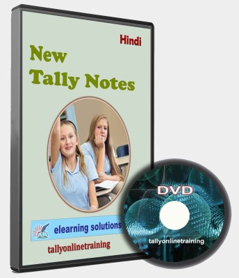elearning solutions Tally Notes in Hindi
