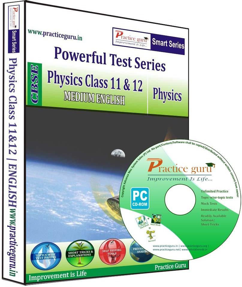 Practice Guru Physics Class 11 & 12