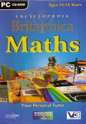 Britannica ENCYCLOPEDIA BRITANNICA MATHS (Ages 14-16)