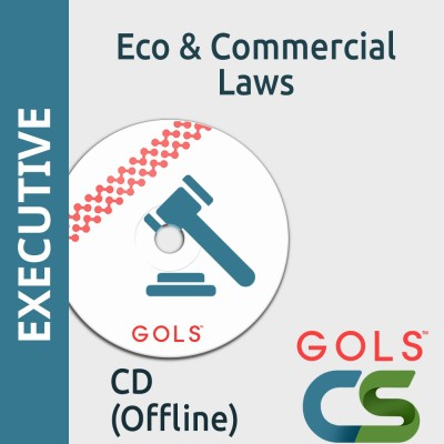 GOLSOnlineCoaching CS Executive Eco & Commercial Laws Offline