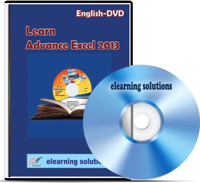 Elearning Solutions Advance Excel 2013 Video Tutorial in English