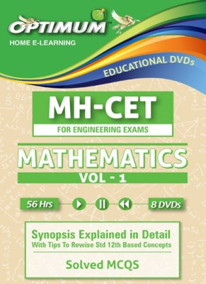 Optimum Educators CET-Mathematics- Vol-1
