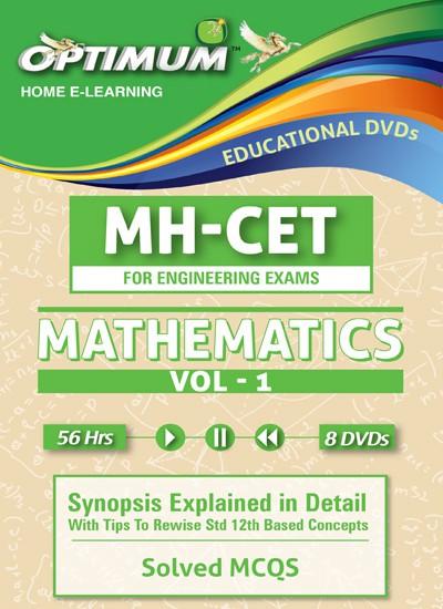 Optimum Educators CET-Mathematics- Vol-1(DVD)