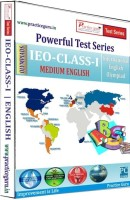 Practice Guru Powerful Test Series - IEO Medium English (Class - 1)