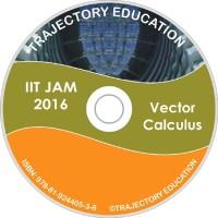 Trajectory Education Vector Calculus (Iit Jam Maths 2016)(DVD)