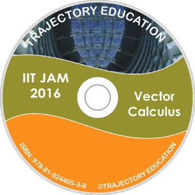 Trajectory Education Vector Calculus (Iit Jam Maths 2016)(DVD)