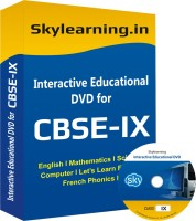 Skylearning.In All in One Combo for Class 9(CD)