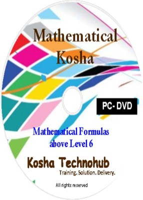 Tutor 2000+ Maths General Formulas