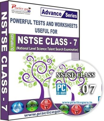 Practice Guru NSTSE Class 7