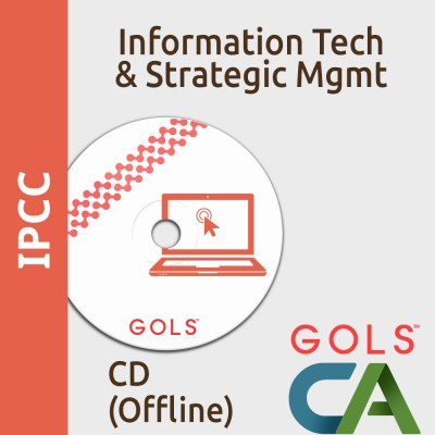 GOLSOnlineCoaching CA IPCC Information Technology And Strategic Management Offline