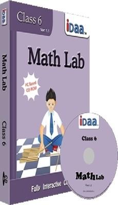 iDaa Math Lab (Class - 6)