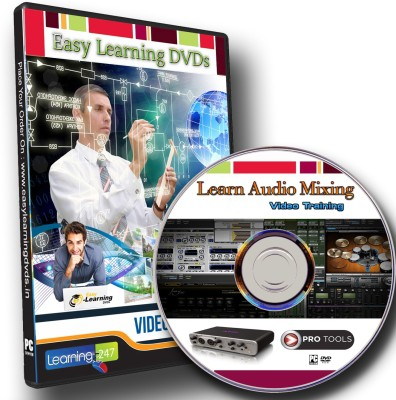 Easy Learning Audio Mixing On ProTools Video Tutorial Training DVD