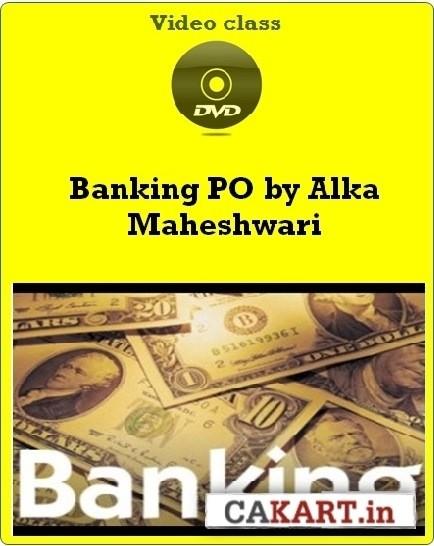 Cakart Banking by Alka Maheshwari