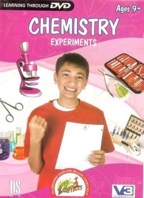 Deep Studies Inc. Chemistry Experiments Ages 9+