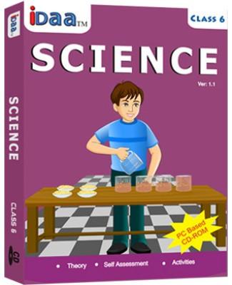 iDaa Class 6 CBSE Science