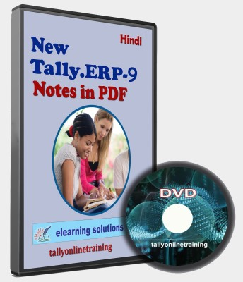 elearning solutions Tally ERP 9 Notes in PDF