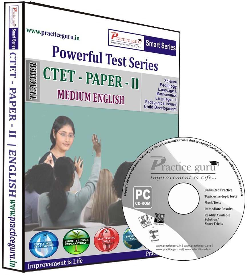 Practice Guru CTET Paper II