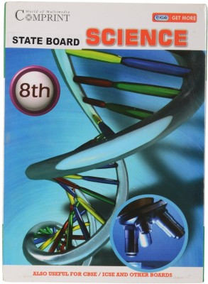 COMPRINT State Board Class 8 Science DV