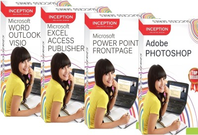 Inception Learn Adobe Photoshop, Microsoft Excel, Word, Power Point, Outlook, Frontpage, Visio, Publisher And Access 9 Full Courses