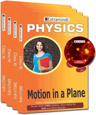 Extraminds Class XI – Combo - Physics- Lecture DVD