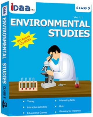 iDaa Class 5 CBSE Enviromental Studies