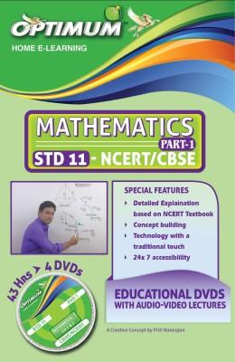 Optimum Educators CBSE/NCERT- STD 11- MATHEMATICS- PART 1