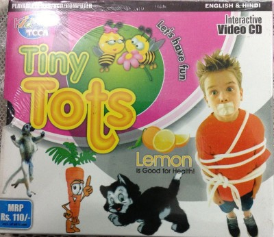 S.Chand TINY TOTS VCD FOR JUNIORS