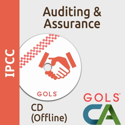 GOLSOnlineCoaching CA IPCC Auditing And Assurance Offline