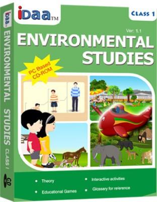 iDaa Class 1 CBSE Enviromental Studies