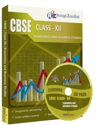Average2excellent Class 12 Business Studies and Economics Study Pack
