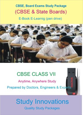 Study Innovations CBSE class VII Study Material