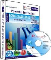 Practice Guru PCMB Combo Pack Class 11 & 12
