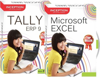 Inception Learn Mcrosoft Excel + Tally ERP 9