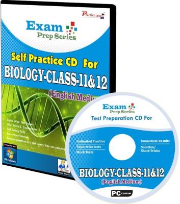 Practice Guru Exam Prep For Biology Class 11 & 12