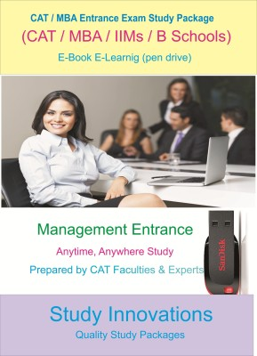 Study Innovations CAT Study Package